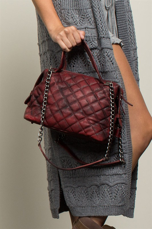 Red Chanel Bags and VintageShopping