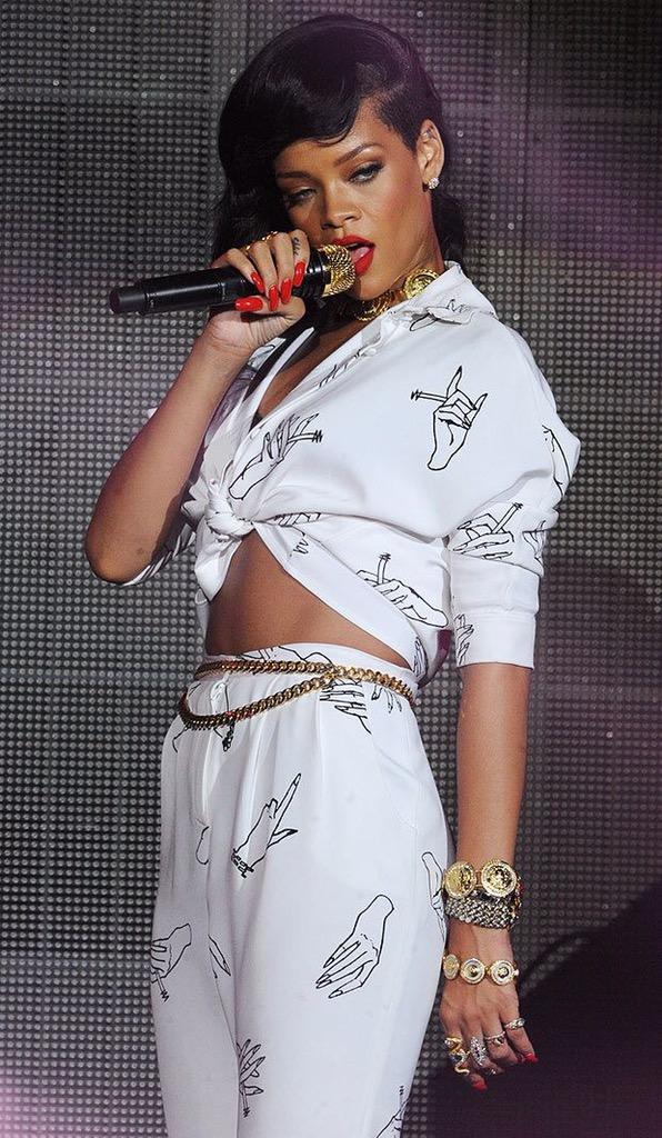 Style Icon :Rihanna