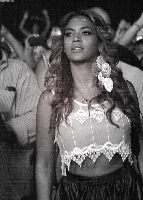 Style Icon : Beyonce