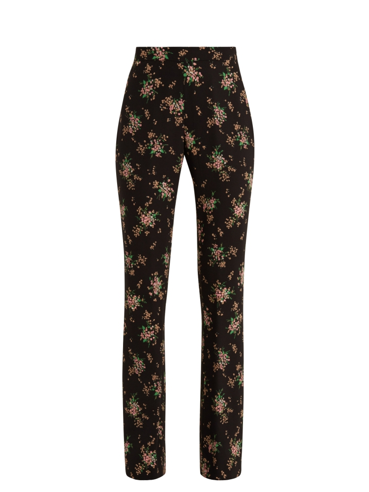 msgm high rise floral printe crepe trousers.jpg