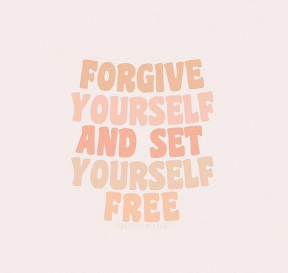 karrie bradshaw quotes forgive yourself and set yourself free