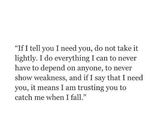 karrie bradshaw quotes trust