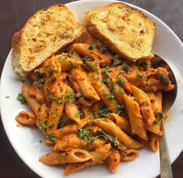 #foodie #pasta #redsauce